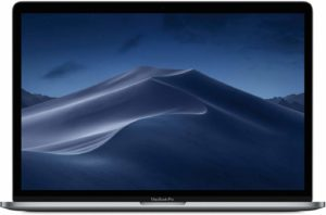 Apple 15″ MacBook Pro best laptop for hacking