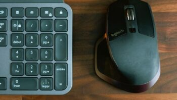 Microsoft Optical Notebook Mouse