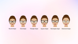 How to find the right glasses based on your face shape