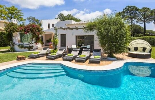 Luxury Villas to Rent in Algarve Portugal