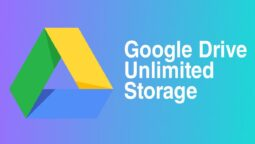HOW DO I GET UNLIMITED GOOGLE DRIVE STORAGE