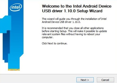 Intel Android USB Driver Download and How to Use (1)