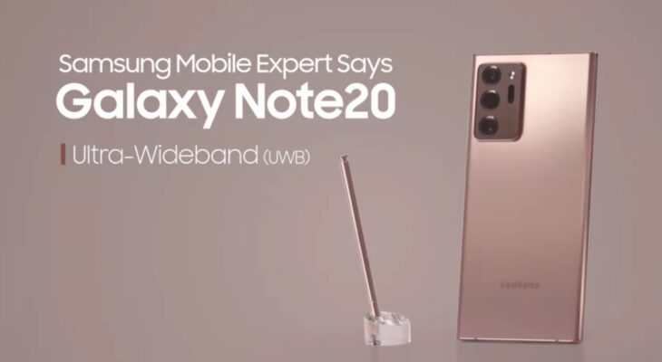 Samsung Galaxy Note 20 Ultra Specifications