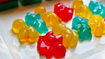 What are the Ingredients to Make Gummy Bears
