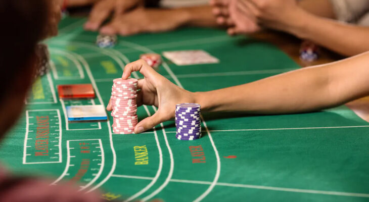Get To Know About Live Baccarat Rules