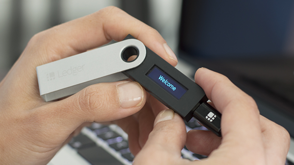 How to Receive and Send Funds on Ledger Nano S Hardware Wallet