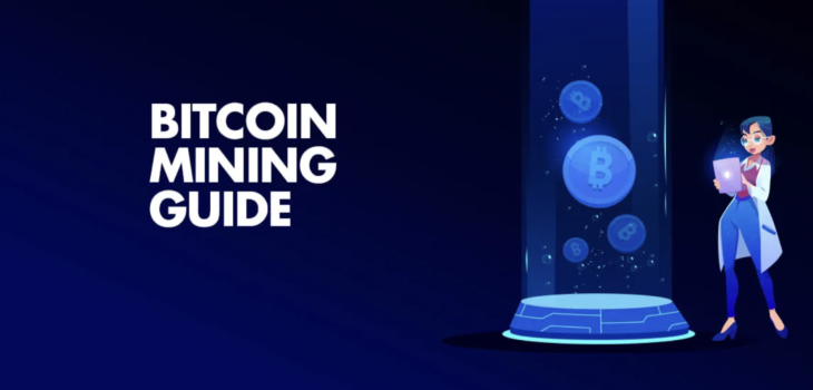 A comprehensive guide for beginners on the process of bitcoin mining!
