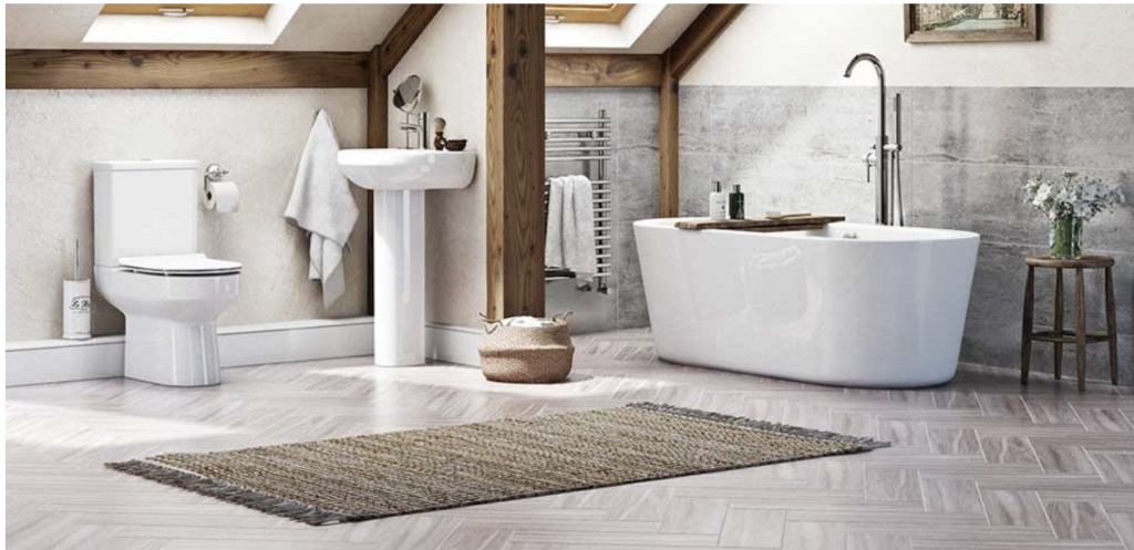 10 ways to make your bathroom space stylish and smart