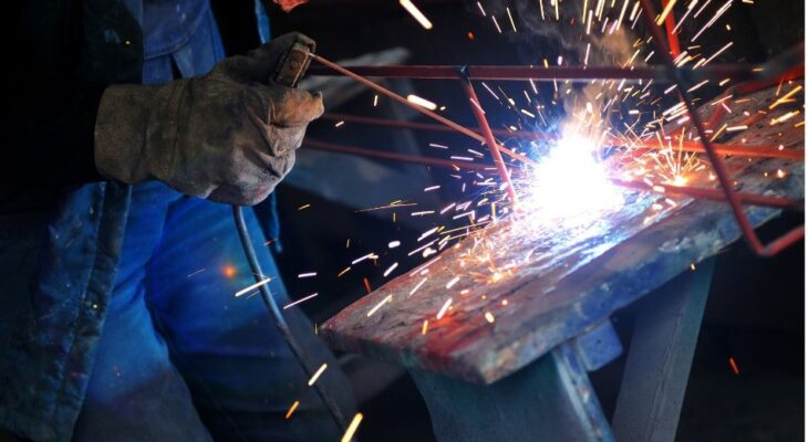 A Beginner's Guide To Welding On The Farm
