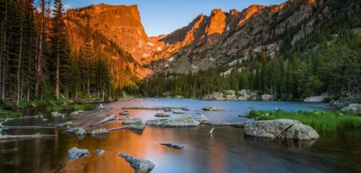The Top Rocky Mountain Landmarks