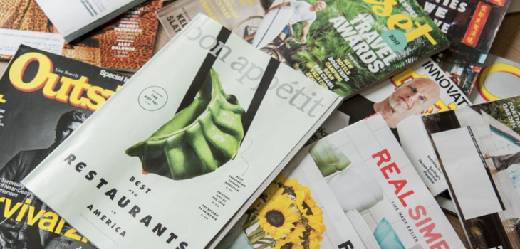 The Health and Beauty Industry's Top Magazines for 2020