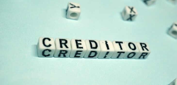 Why the creditors are interested in the financial health of the company