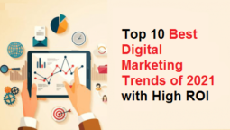 Are You Going Digital Or Out Of Fashion? Top 10 Best Digital Marketing Trends of 2021 with High ROI