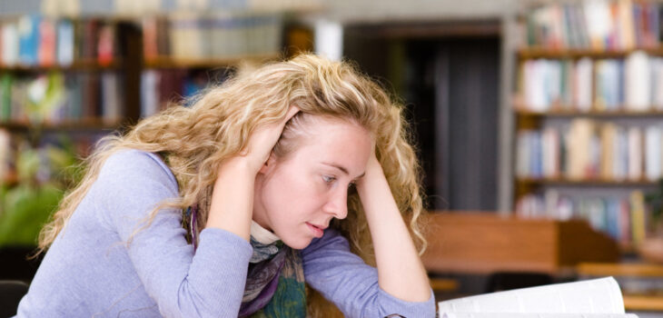 ioStudents and Stress: 7 Ways to Manage Anxiety in College