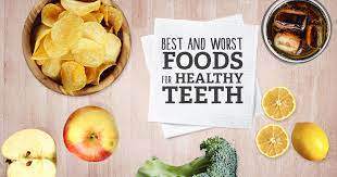 5 things to avoid for great dental health