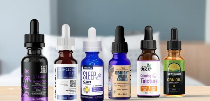 Can CBD + CBN Work Together for Better Sleep?