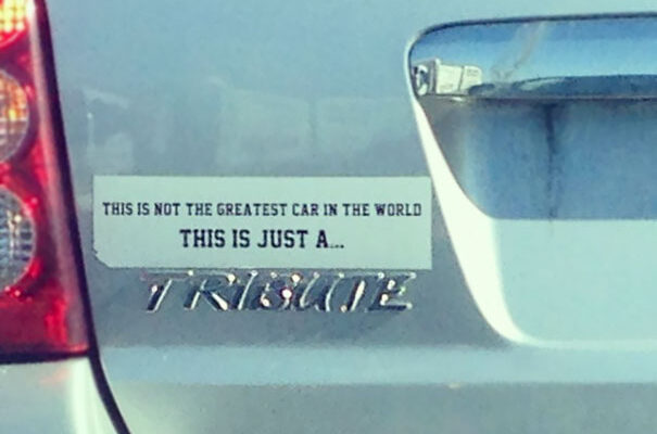 Funny Bumper Stickers Are Perfect To Gain Attention Instantly