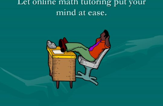 How to Get Online Math Tutors With Ease