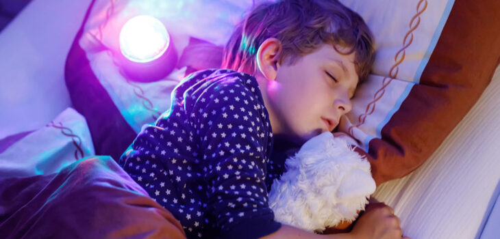 How to know if your child is faking sleep
