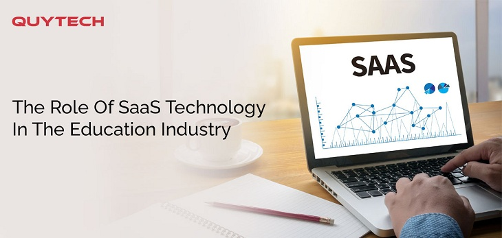 Role Of SaaS Technology In The Education Industry