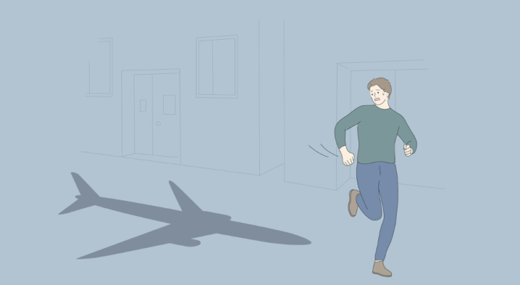 Common Reasons Why So Many People Have Aerophobia