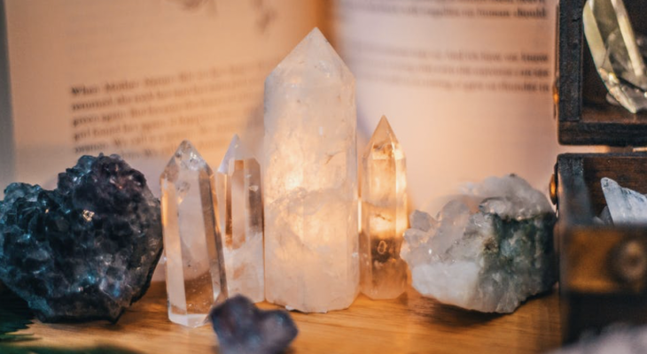 Shine Bright: The 5 Best Healing Crystals