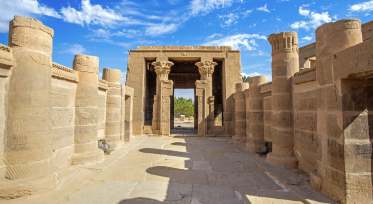 Egypt: the gateway to Africa