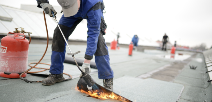 6 Secrets to Commercial Roof Maintenance