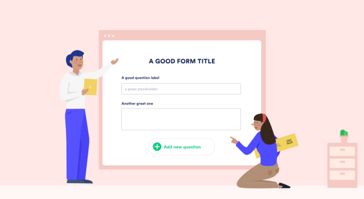 The Utilization of Online Forms