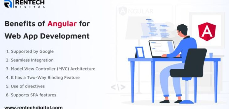 Benefits of Angular for Web App Development