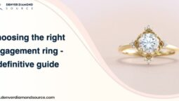 Choosing the right engagement ring
