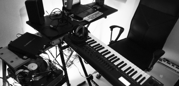 A Guide To Setting Up a Home Recording Studio For Beginners