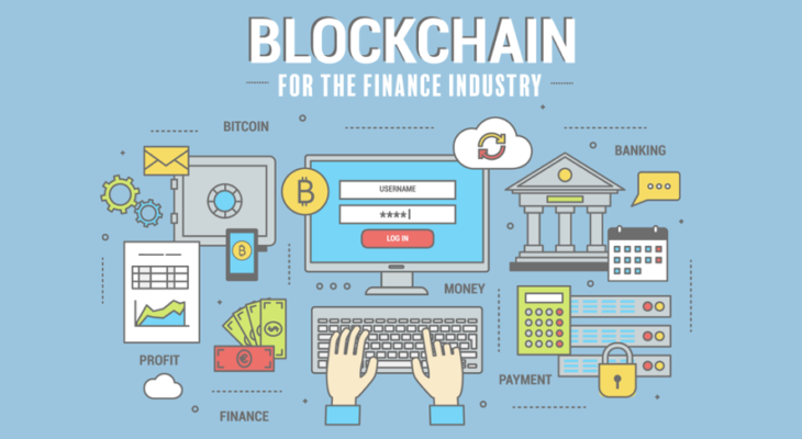 How did blockchain finance has make-over in pandemic