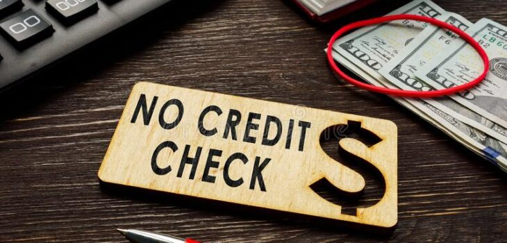 Is it possible to get a loan without a credit check?
