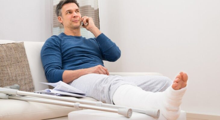 6 Things to Do When Injured and Stuck at Home