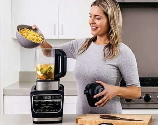 Best blenders with glass jar