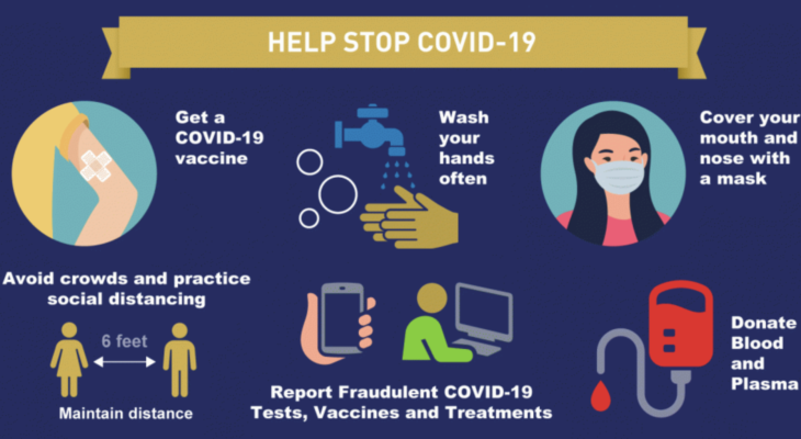 How to be Safe During Covid-19: 5 Life Saving Tips