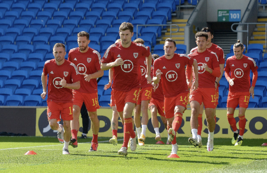 Wales defy their underdog status once again at Euro 2020