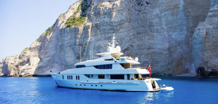 5 World's Best Places to Charter a Yacht