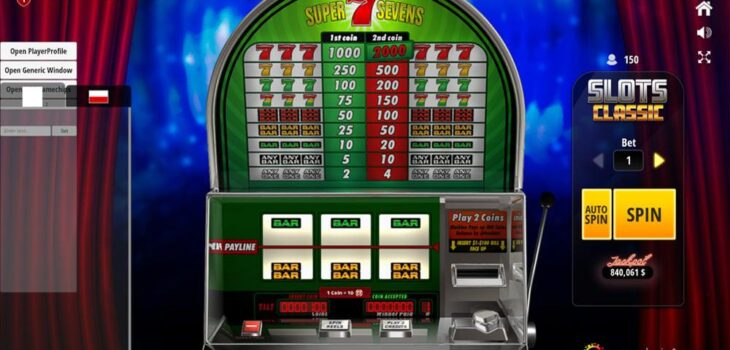 Some interesting facts about online machine slot games