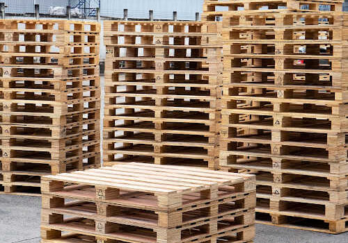 Wooden Pallets Are Good For the Environment