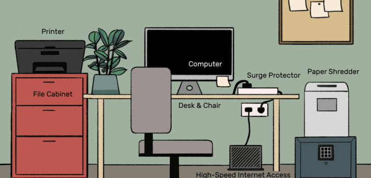 6 Important Equipments office should have