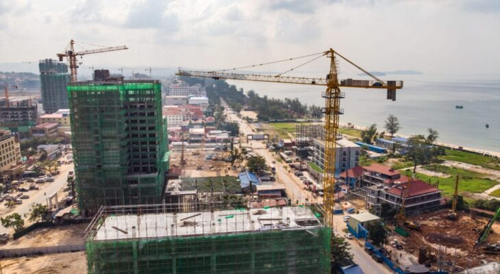 Cambodia is building towards a brighter future post pandemic