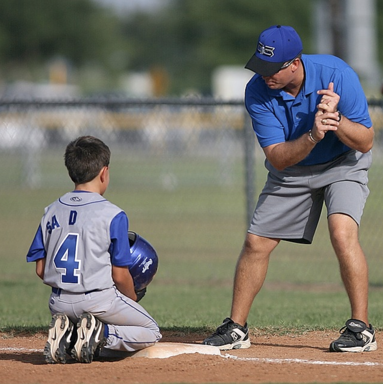 Want To Teach Your Kid How To Play Baseball? Here's What You'll Need