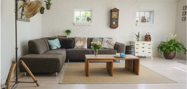 6 DIY Home Decorating Tips