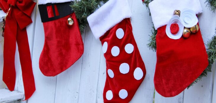 The Art of Decorating houses withChristmas Stockings