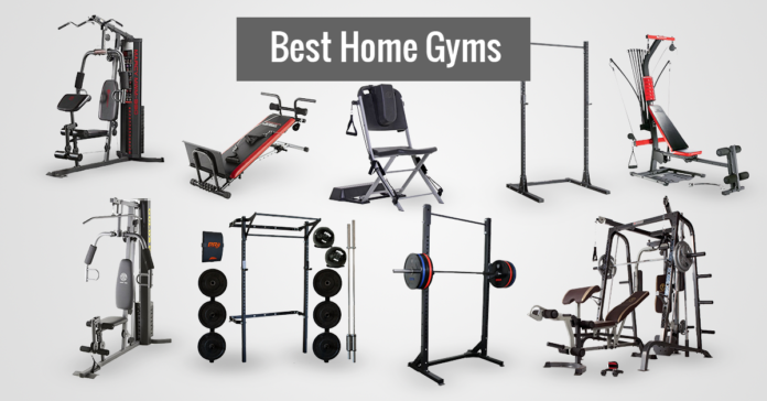 How to Choose The Best At Home Gym Equipment