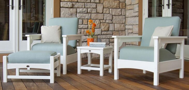 Is Polywood suitable for outdoor furniture?