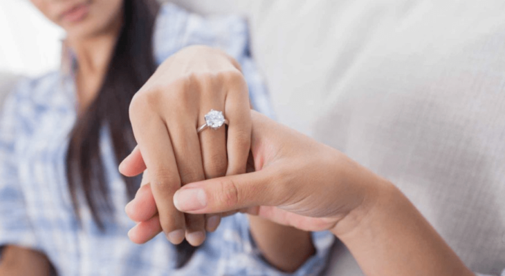 Five benefits of buying your engagement ring from Dubai