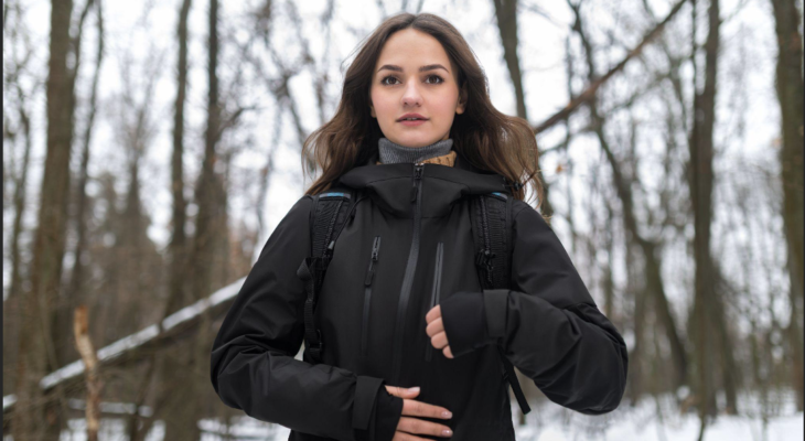 Introducing the GAMMA, an All-Climate Jacket
